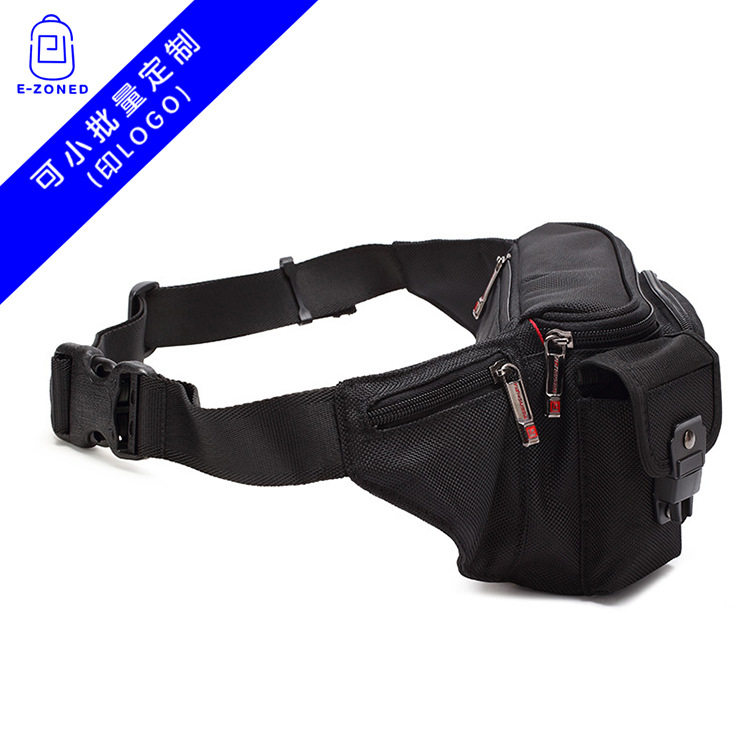 Tactical Chest Pack Multi-functional Running Sports Waist Pack Men Creative Gifts Outdoor Gym Bag Mobile Phone Bag Men's