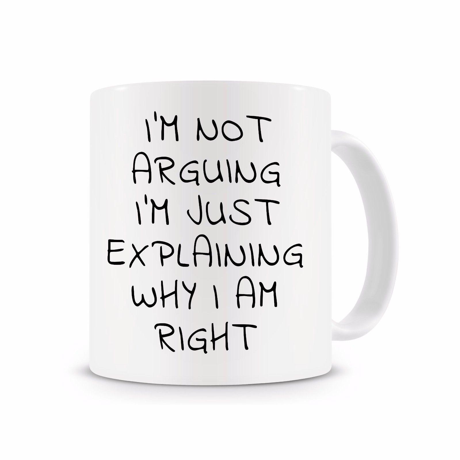 Tasse à café humoristique de bureau   Tasse de travail, avec cuillère à remuer, pour le travail ou pour le bureau