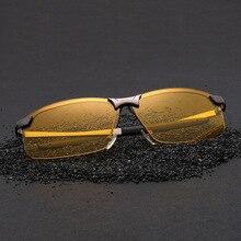 Driving-Glasses Night-Driver Goggles Polarized Men Enhanced Gafas Women