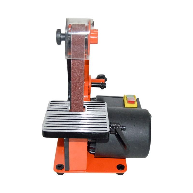 Vertikalus juostinis šlifuoklis Medienos apdirbimo metalo šlifavimo - Elektriniai įrankiai - Nuotrauka 2