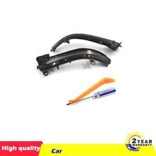 Dinâmica Blinker Turn Signal LED light para BMW F20 F30 F31 F21 F22 F23 F32 F33 F34 X1 E84 F36 1 2 3 4 F87 M2