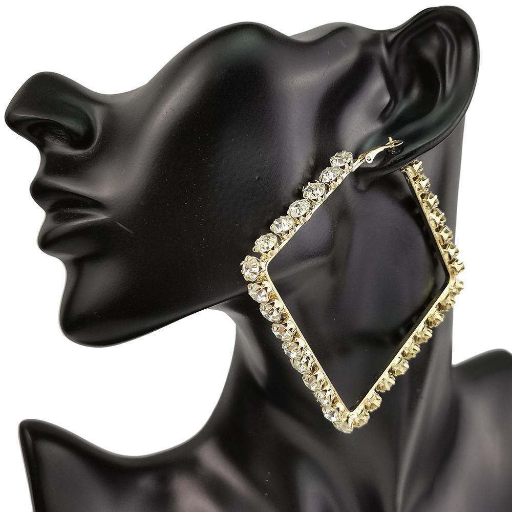 85mm Rhombus Gold