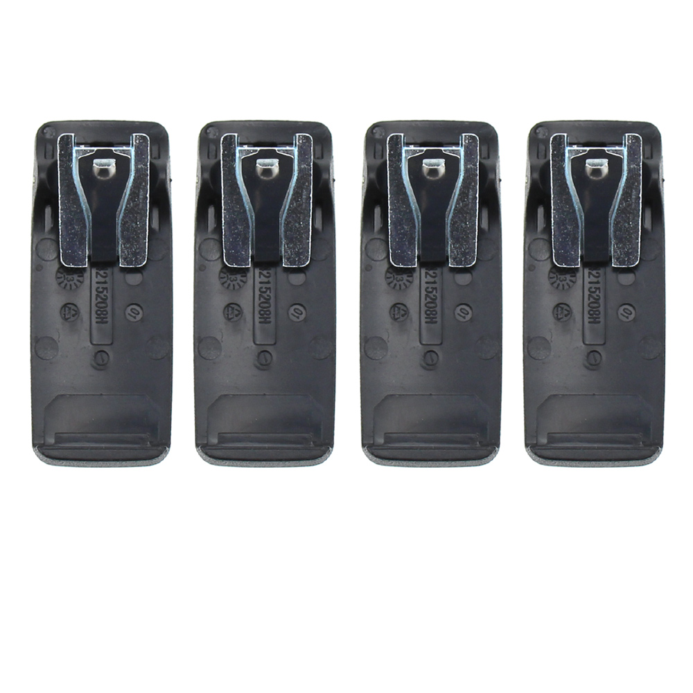 4X Battery Belt Clip For Motorola XPR7380 XPR7550 XPR7580 XPR3300e XPR3500e