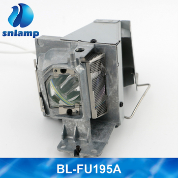 Original W-Housing BL-FU195A/SP.72G01GC01 BL-FU195B UHP 190/160W 0.9 E20.9 Projector Lamp/Bulbs For Optoma Projectors
