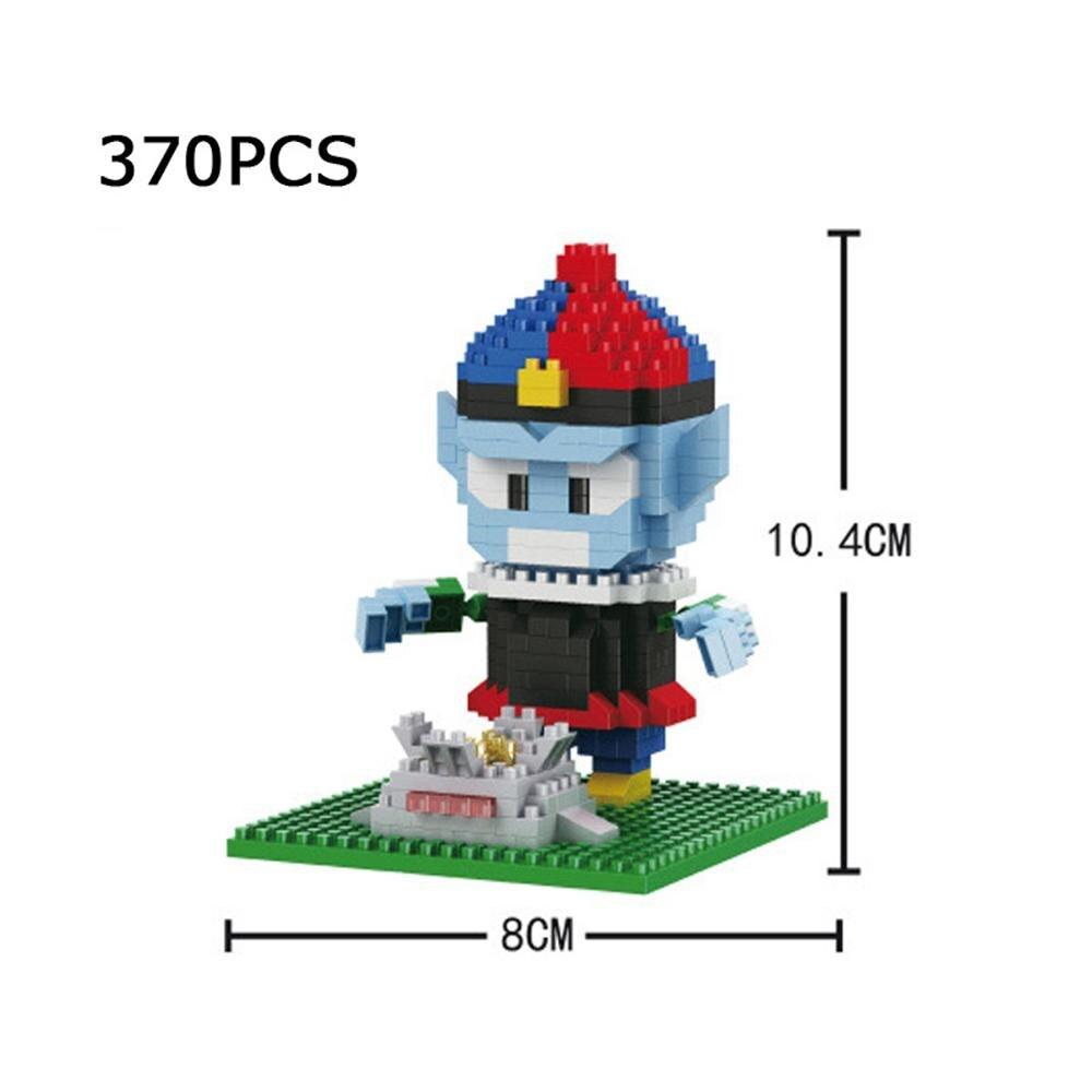 Купить с кэшбэком hot Lepining creators classic Japan Anime dragon balls super Saiyan Son Gokus figures mini micro diamond blocks bricks toys gift