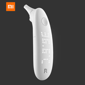 100% In Stock Xiaomi Mijia iHealth Mini Probe Digital Thermometer Infrared IR Temperature Gun 1s Instant For Baby and Adults