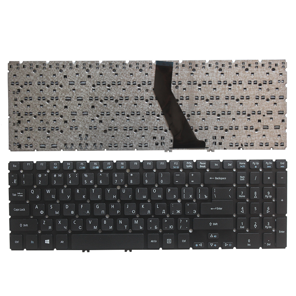 NEW Russian Keyboard For Acer Aspire M5-581T M5-581G M5-581PT M5-581TG M3-581 M3-581T M3-581PT MA50 MS2361 RU Laptop Keyboard