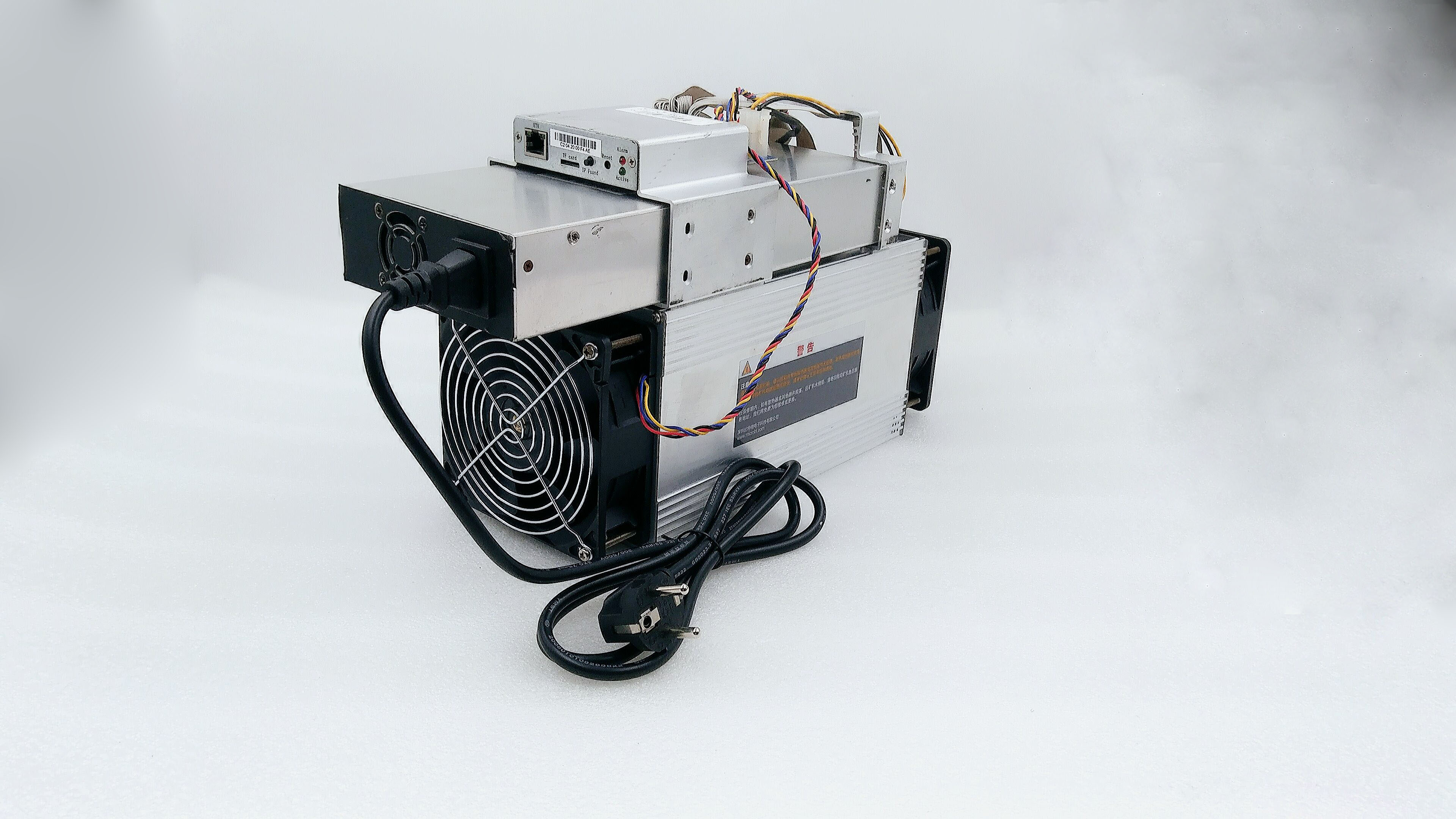 Used Asic BTC BCH Miner WhatsMiner M1 11.5T-12.5T Economic Than Antminer S9 S11 S15 T15 T9 Z9 B7 WhatsMiner M3 M3X M10