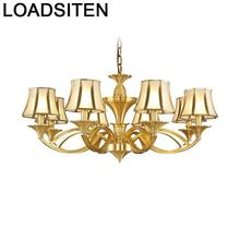 Chandelier Moderne Design Hang Kitchen Lustre Para Quarto Lampara De Techo Colgante Luminaria Suspension Luminaire Hanging Lamp