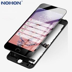 Image 5 - Tela de exibição de lcd nohon hd aaaa para iphone 6 6s 7 substituição 3d touch digitizer assembly telefone celular lcds tela de toque