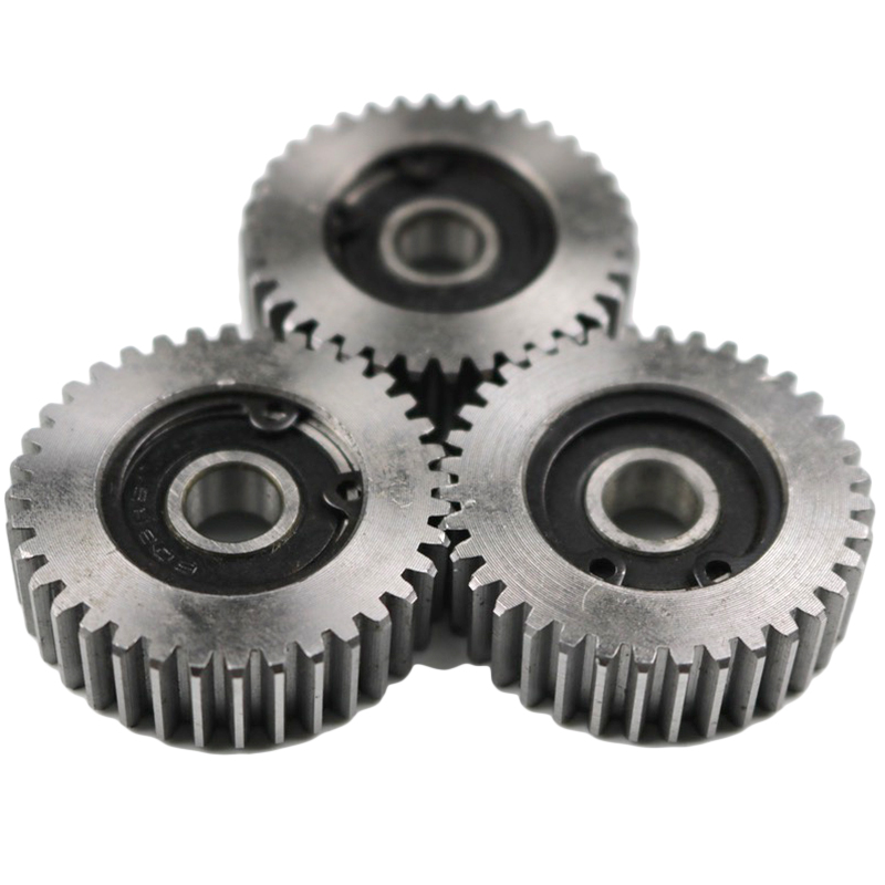 3 Pieces Gear Diameter:38 Mm 36 Tooth Thickness:12 Electric Vehicle Steel