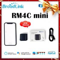 Broadlink RM4C Pro + RM4C Mini Intelligente Fernbedienung 4G WiFi IR RF Arbeit Mit Alexa Google Home Mini smart Home Automation