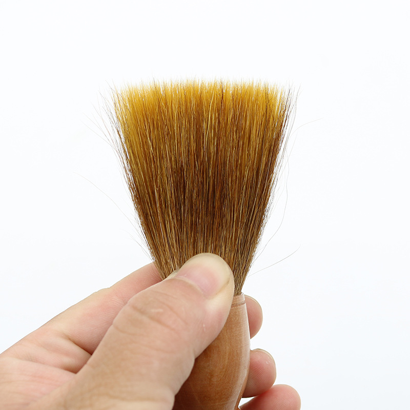 Calligraphy Brushes Hopper Shaped Weasel Woolen Hair Brush Pens for Couplets Writing Caligrafian Chinese Painting Brushes