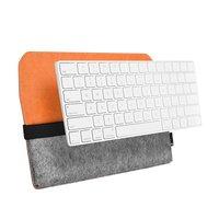 Schutz Lagerung Fall Shell Tasche Für Apple Magic Trackpad PU Leder Pouch Soft Hülse tastatur Für Apple Magic Trackpad
