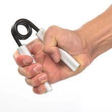 Металлический захват А-типа рукоятка реабилитационный хват тренировочный усилитель мощности запястье и тренажер для предплечья фитнес-оборудования