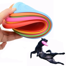 Cat-Toy Flying-Saucer Discs-Resistant Interactive-Dog-Supplies Dog-Game Puppy Training
