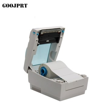 High Speed 4inch/s USB port sticker printer Barcode Label Printer Thermal Printer Can print qr code Supermarkets clothes