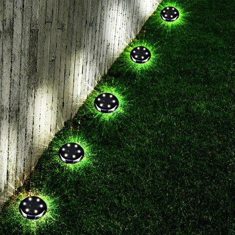 led paisagismo ao ar livre casa jardim