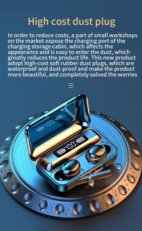 para o telefone esporte heaphones à prova dwaterproof água