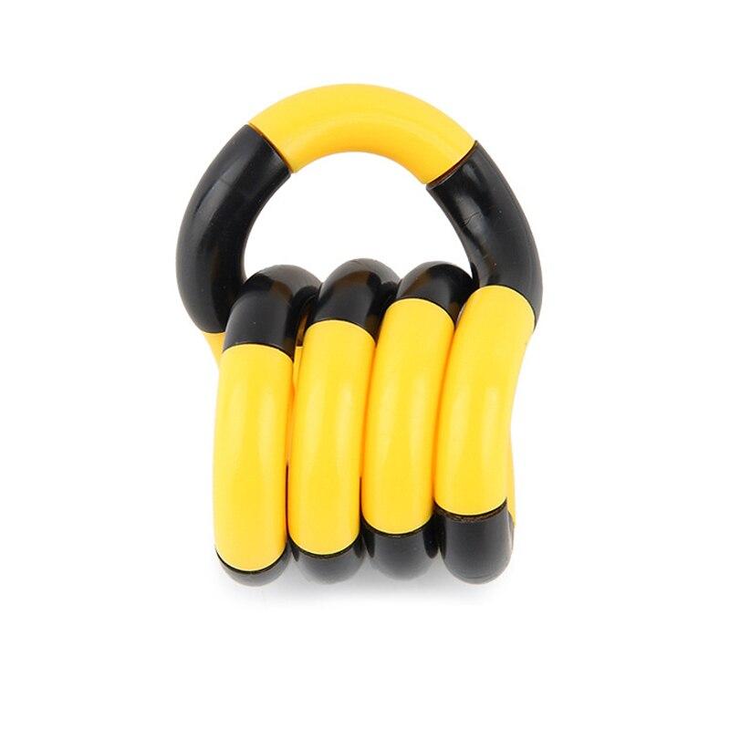 Vent-Toys Decompression-Toy Fidget-Roller Twist-Finger Huilong-Stress Children Torsion-Ring img3