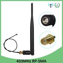 5 Chiếc 433 MHz Ăng Ten 5dbi RP SMA Cổng Kết Nối 433 MHz Antena GSM Antenne 433 M IOT Lorawan + 21Cm SMA Đực/U. Nước Hoa Nữ Nina Ricci Nina Leau Eau Fraich 4 Ml Pigtail Cable
