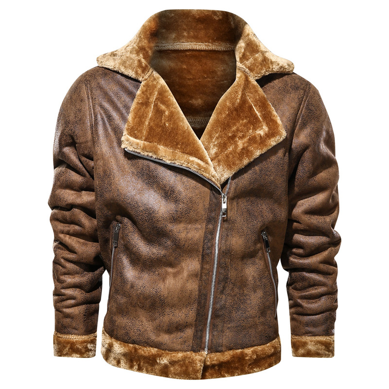 Mountainskin-Winter-Men-s-Lapel-Leather-Jacket-Mens-Warm-Plush-Thick-Casual-Fur-Coat-Windproof-Motorcycle