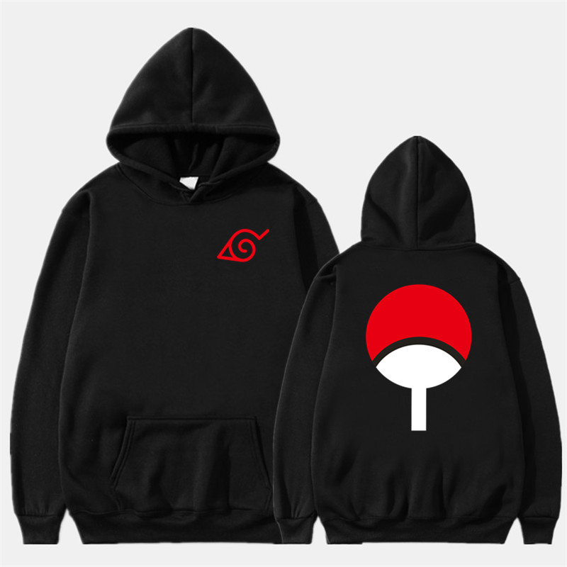2020 Naruto Yondaime Hokage Hoodies Men/women Fashion Namikaze Minato Japanese Harajuku Naruto Print Men's Hoodies Sweatshirt