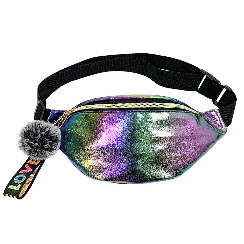 Fanny Pack For Women Banane Sac Money Bag Money Belt Phone Bag Belt Bag Waist Bag Women Holographic Purse Thigh Bag Pochete