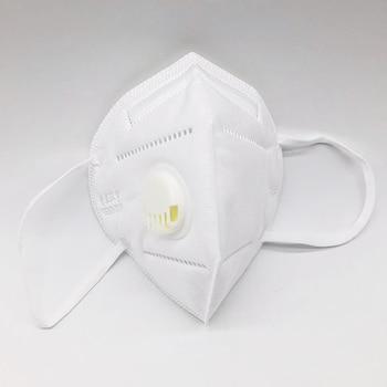 [50~1000PCS] KN95 Face Masks Anti Mouth Flu Facial Dust Filter Cover Pm2.5 Mask N95 ffp2 KF94