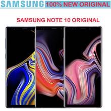 Nouvel écran daffichage à cristaux liquides dorigine pour Samsung Galaxy Note 10 Plus Lcd N970F note10 plus N975 N9750 Lcd avec écran tactile de cadre