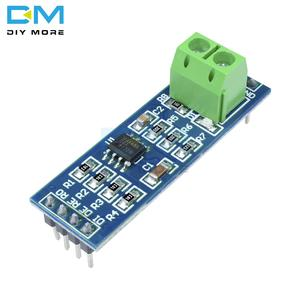 5PCS MAX485 Module 5V RS-485 TTL to RS485 MAX485CSA Converter Module For Arduino AU 5.08mm