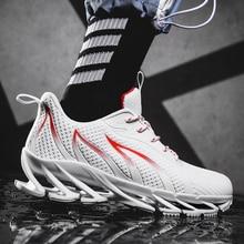 Мужская обувь для тенниса с лезвием; обувь для бега; нескользящая прогулочная обувь; повседневные женские кроссовки; Высококачественная удобная обувь для тренировок
