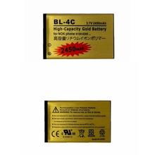 BL-4C Replacment Bateria for Nokia 6100 6300 6260 6125 6136S 6170 6301 7705 7200 7270 8208 Battery Accumulator for Nokia Phone cheap suqy 0-1300mAh Compatible BL-4C BL 4C replacement for Nokia C7-01 6131 6110 6101 6021 1202 rechargeable for Nokia 2650 2690 2220s 2220 1265 1325 1506