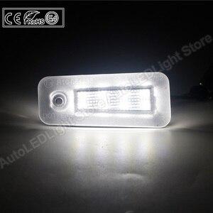 Image 5 - 2Pcs עבור קרייזלר 200 2015 2016 2017 LED מנורת לוחית רישוי LED מספר צלחת אור אביזרי רכב שגיאת משלוח