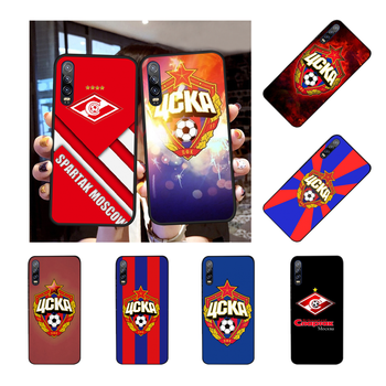 NBDRUICAI Russian Moscow football Black TPU Soft Phone Case Cover for Huawei Honor 10 9 8 8x 8c 9x 7c 7a Nova 3 3i Lite Y9 Y7 Y6 soft black tpu phone cases for huawei honor 8x max 8c nova 3 3i mate 20 lite pro x rs p20 lite plus y9 2019 case