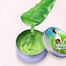Pure Natural Aloe Vera Gel Smoothing Moisturizing Repair Cream Sunscreen Facial Acne Treatment Gel for Skin Repair Aloe Vera