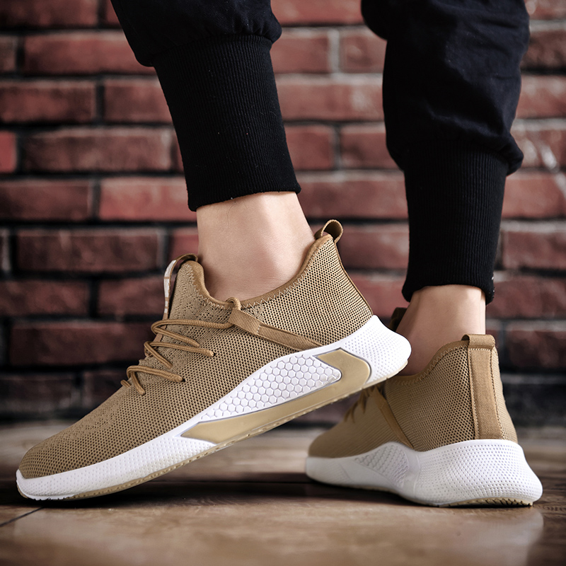 Luxury Brand 2020 New Cheap Men Harajuku Lazy Shoes Breathable Men Sneakers Zapatillas Hombre High Quality Men Casual Shoes 2