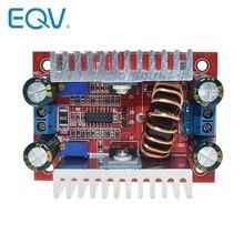 Повышающий преобразователь постоянного тока 400 Вт 15 А, светодиодный драйвер источника питания с 8,5 50 В до 10 60 в, Модуль повышения напряжения зарядного устройства