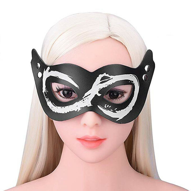 Sexy Mask Women Valentine's Day Party Cat Eye Face Mask Masquerade Party Costume Accessories Fashion New
