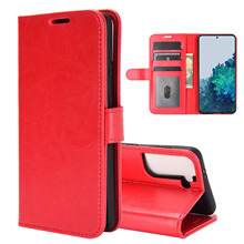 Cover Samsung S21 Wallet Leather-Stand S30 S21ultra S21PLUS R64 with Card-Slot for S21ultra/S21plus/S30/S30ultra
