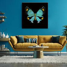 Картина на холсте Постер с изображением животных Настенная картина