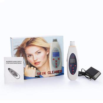 Mini shove exfoliating acne clean deep cleansing Skin Scraper cleaner facial skin care pore cleansing device фото