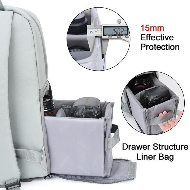 Business Travel Travel bags Shoulder Laptop Camera Bag