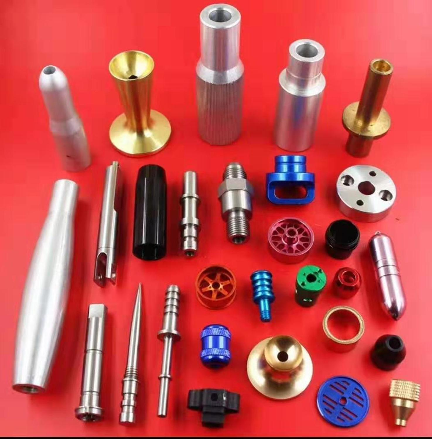 Precision Metal Fabrication Service Stainless Steel Aluminum Parts CNC