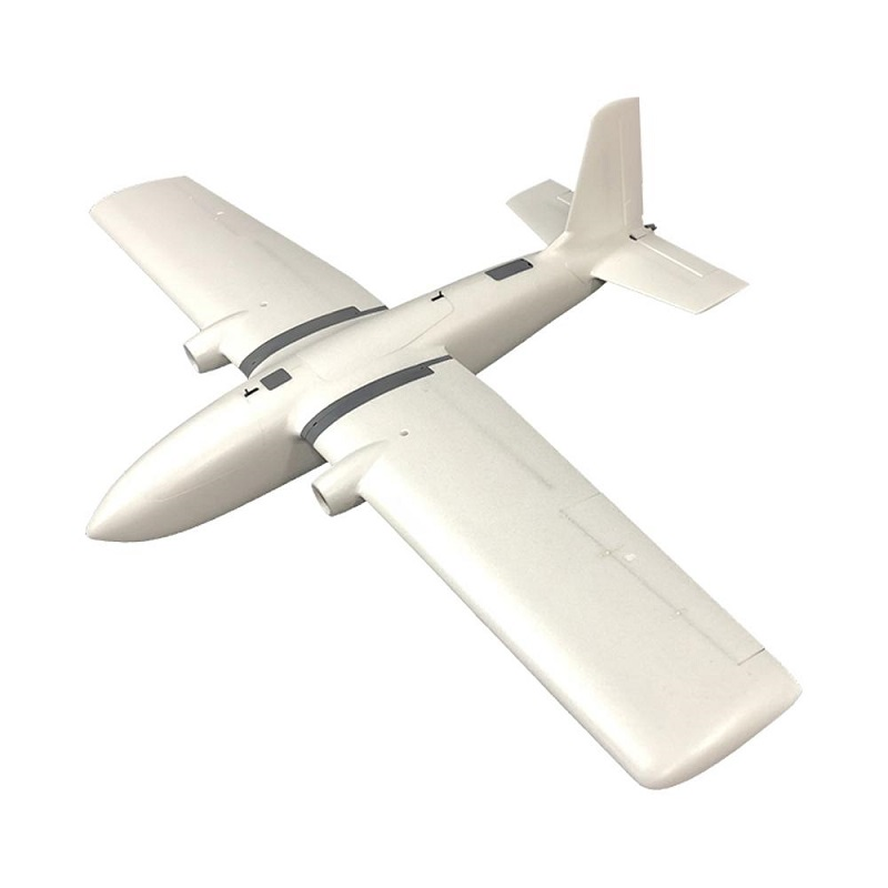 2020 New MFD Crosswind EPO 1950mm Wingspan FPV RC Airplane Aircraft KIT Large Space 6.5KG Takeoff MyFlyDream Fixed wing UAV