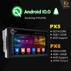 Image 2 - Ownice Android 10.0 Octa Core 2 din uniwersalny dla Nissan vw Toyota nawigacja GPS Radio Stereo odtwarzacz Audio wbudowany w 4G Moudule