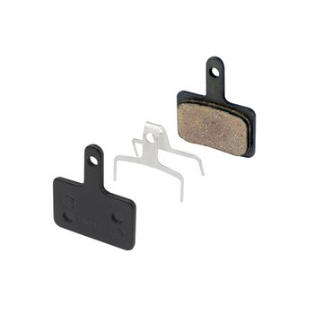 Bicycle Disc Brake Pads For Shimano M355 M445 Tektro Orion/Auriga PRO Resin Bike Cycling Disc Brake Pads Accessories image