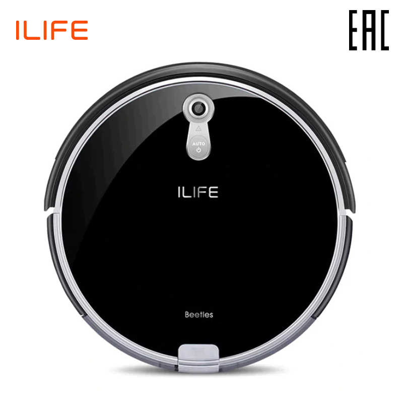 Robot Vacuum Cleaner ILIFE A8 With Scanner Room