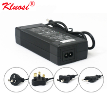 KLUOSI 10S 42V 2A 36V Lithium ion Battery Pack Charger Power Supply Batterites AC 100 240V Converter Adapter EU/US/AU/UK DC Plug