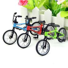 Toys For Boys Mini Finger Bike Toy Assembly Bike Model Toys Gadgets Toy spares Boy For Children For Boys bicykel bicykel Finger